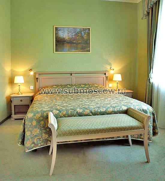 Спальня (Империал Парк Отель)